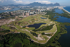 The new 970,000 square meter golf course in Rio is considered one of the most modern in the country and the only course in Brazil approved by the Professional Golfers Association (PGA). (Photo by Gabriel Heusi/Brasil2016.gov.br)